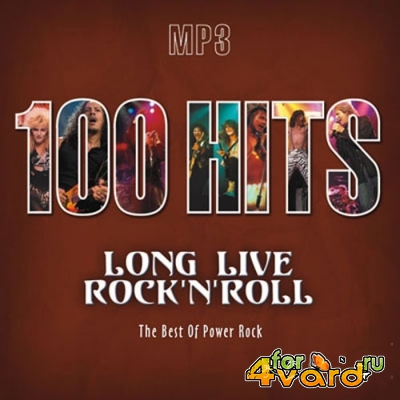 100 Hits - The Best Of Power Rock (2014) Mp3
