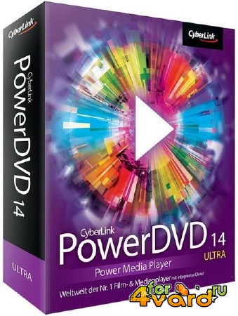 CyberLink PowerDVD Ultra 14.0.4028.58 RePack by qazwsxe (Lisabon)