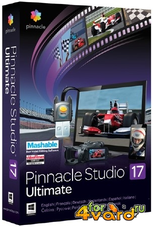 Pinnacle Studio Ultimate 17.5.0.327 (2014/ML/RUS)