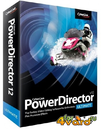 CyberLink PowerDirector Ultimate 12.0.2930.0 Final RePacK by D!akov