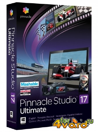 Pinnacle Studio Ultimate 17.6.0.332 (ML/RUS)