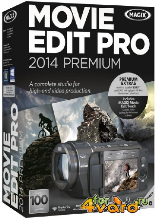 MAGIX Movie Edit Pro 2014 Premium 13.0.5.4 + Rus