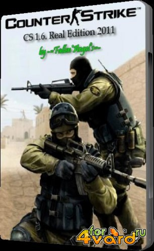 Counter-Strike 1.6 Real Edition (2011/ENG/RUS/PC) MMORPG