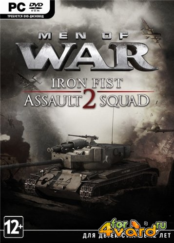 MEN OF WAR ASSAULT SQUAD 2 - IRON FIST (2015/ENG/RUS/PC) RePack by SeregA-Lus