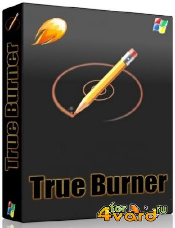 True Burner 2.7 Portable