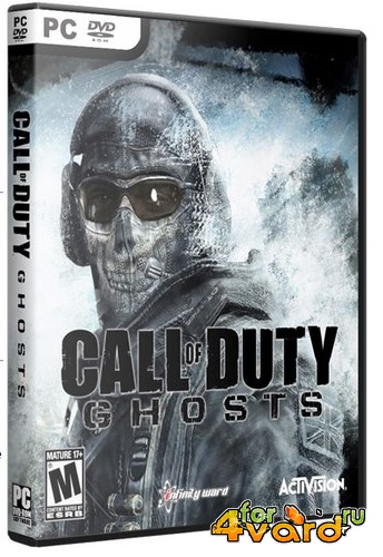 Call of Duty: Ghosts - Ghosts Deluxe Edition [4GB RAMfix] (2013) PC | Rip