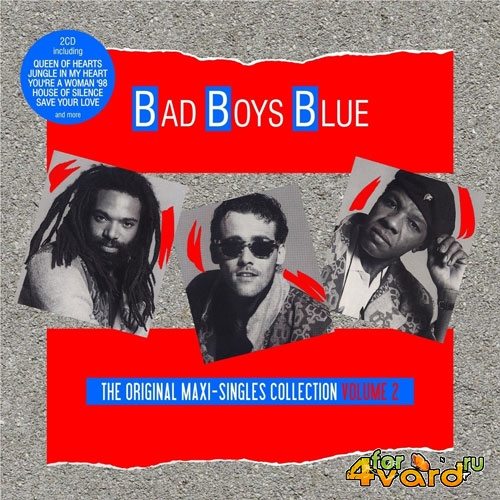 Bad Boys Blue - The Original Maxi-Singles Collection Vol 2 (2015)