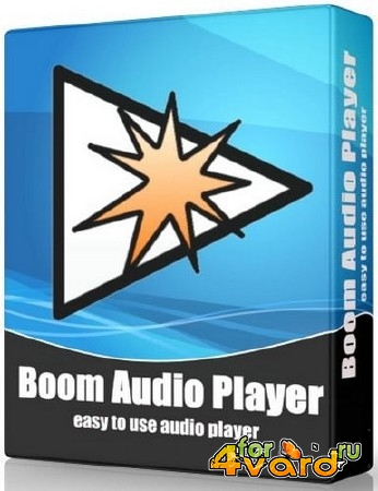 Boom Audio Player 1.0.21 Rus Portable