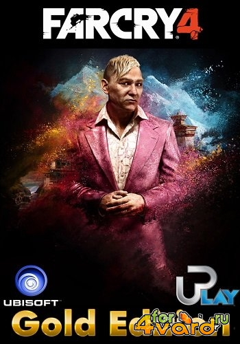 Far Cry 4 (1.9.0 + 4dlc + читы) (2014/RUS/ENG/PC) Repack от R.G. Revenants