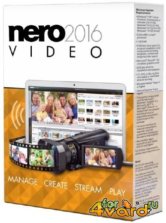 Nero Video 2016 17.0.13000 RePack by MKN