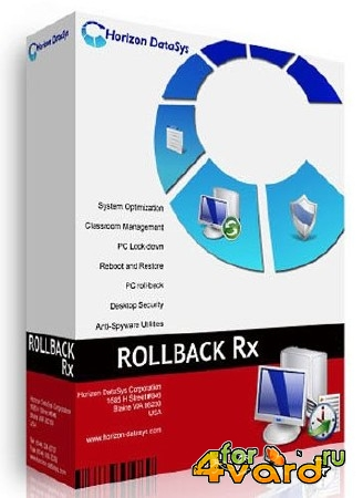 RollBack Rx Home 10.4 Build 20160541202 (x86/x64)