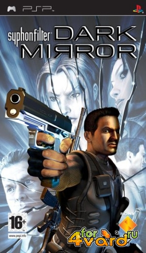 Syphon Filter: Dark Mirror (2006/ENG/PSP)