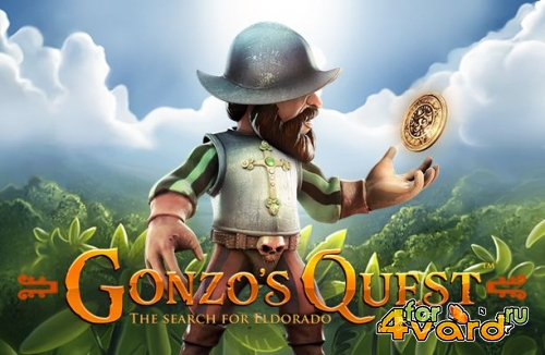Gonzo'sQuest или Игровой автомат с секретом в Вулкане