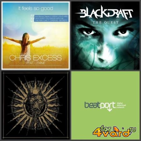 Beatport Music Releases Pack 639 (2018)
