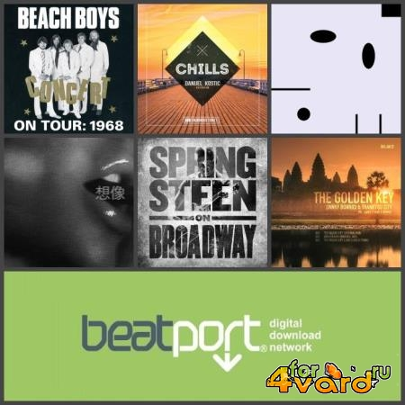 Beatport Music Releases Pack 641 (2018)