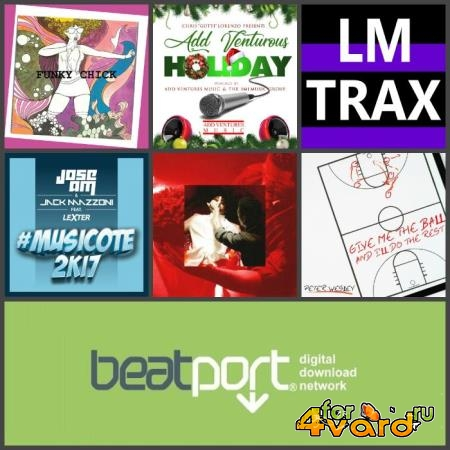 Beatport Music Releases Pack 642 (2018)