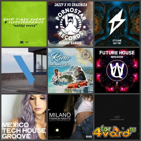 Beatport Music Releases Pack 1234 (2019)