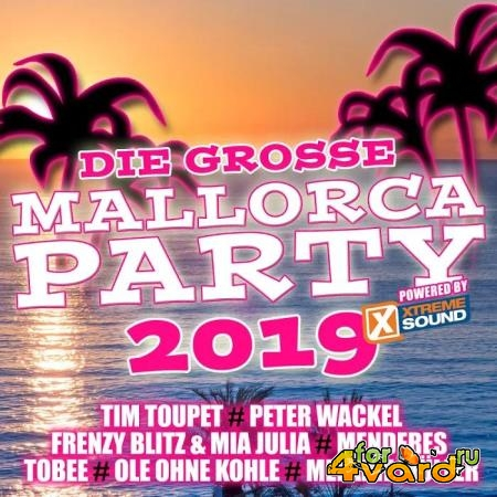 Die grosse Mallorca Party 2019 powered by Xtreme Sound (2019)