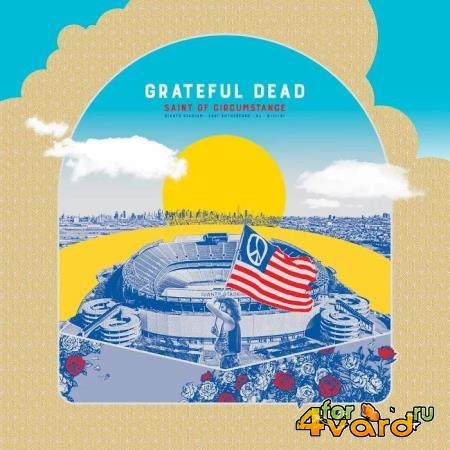 Grateful Dead  - Saint of Circumstance: Giants Stadium, East (2019)