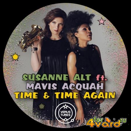 Susanne Alt & Mavis Acquah - Time & Time Again (2019)