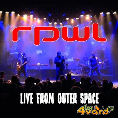 RPWL - Live from Outer Space (2019)