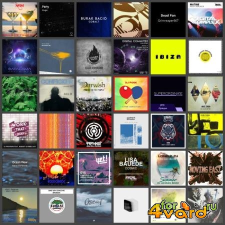 Beatport Music Releases Pack 1615 (2019)