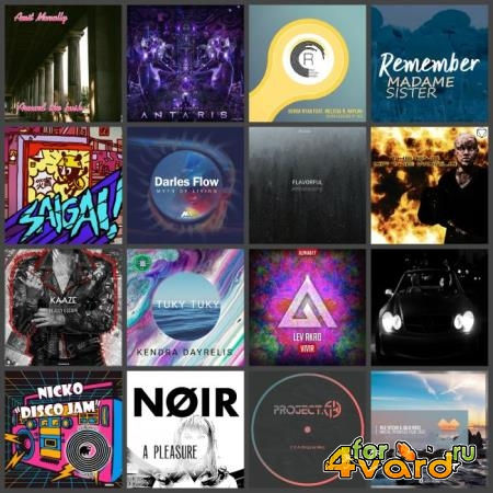 Beatport Music Releases Pack 1616 (2019)