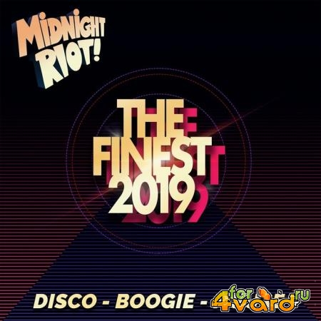 Midnight Riot - The Finest 2019 (2019)