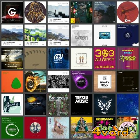 Beatport Music Releases Pack 1740 (2020)