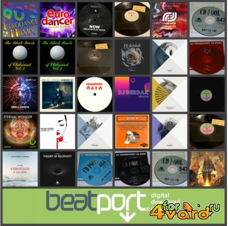 Beatport Music Releases Pack 1741 (2020)