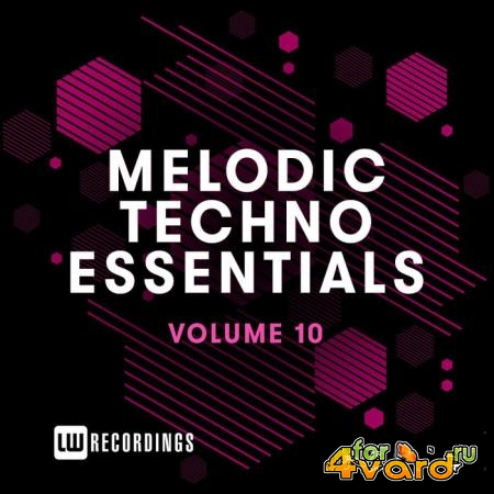 Melodic Techno Essentials, Vol. 10 (2020)