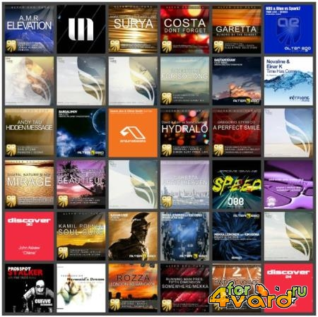 Flac Music Collection Pack 052 - Trance (1996-2020)