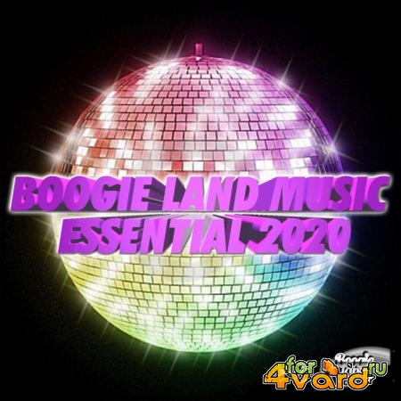 Boogie Land Music Essential 2021 (2021)